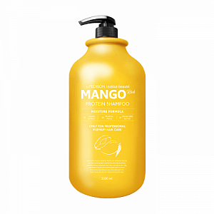 PEDISON  Шампунь для волос МАНГО Institute-Beaute Mango Rich Protein Hair Shampoo, 500 мл